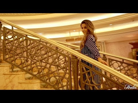 STAYING AT A PALACE MADE OF GOLD (3 BILLION!!!!)  | EMIRATES PALACE ABU DHABI | HADIA