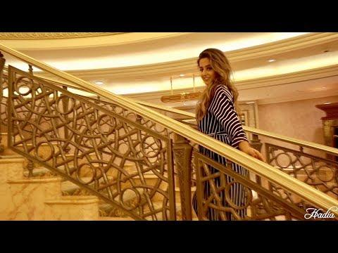 STAYING AT A PALACE MADE OF GOLD (3 BILLION!!!!)  | EMIRATES PALACE ABU DHABI | HADIA