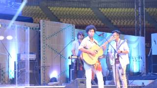 Masing Jora (Koloma Band  performing at Indira Gandhi indoor stadium Delhi)