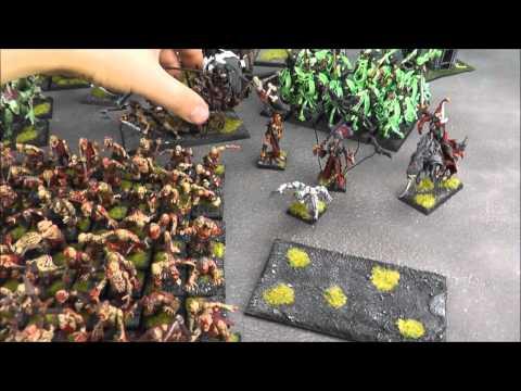 Projekt Update - Warhammer Vampirfürsten - Phantasos Studio