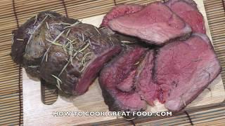 Easy How to Roast Beef Recipe