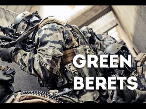 f2983d24f3a95 Green Berets Training in Close Quarters Combat - U.S. Army Special Forces  at Emerald Dream 2015 - YouTube