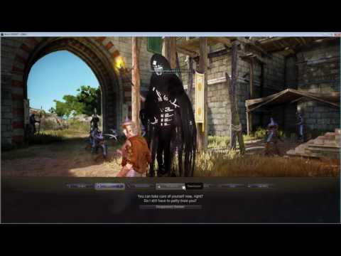 How To Transfuse Socket Or Improve Your Gear With Gems | Black Desert Online (BDO)