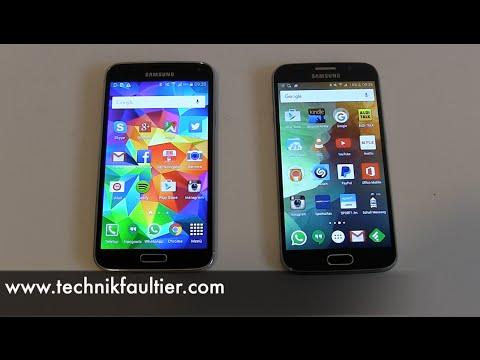 Samsung Galaxy S5 vs S6 - Lohnt sich ein Wechsel ?