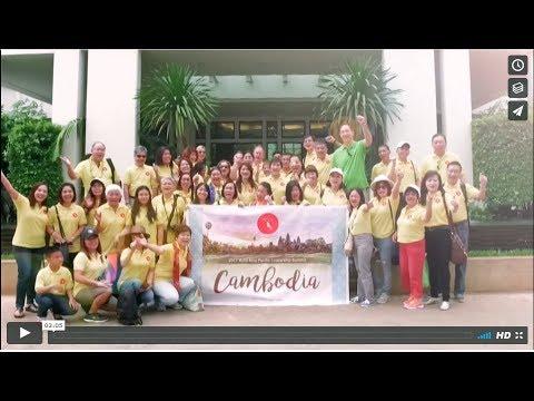 Reliv Asia Pacific Siem Reap Cambodia Trip 2017