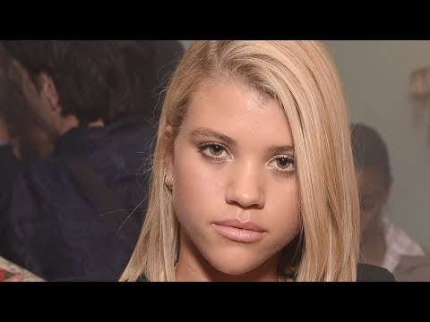 Sofia Richie Sends Kourtney Kardashian A MESSAGE With Her TB