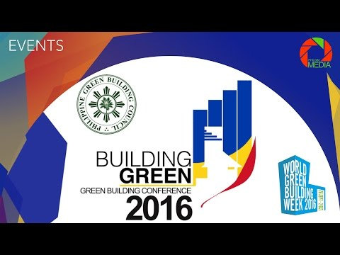 Building Green Conference 2016
