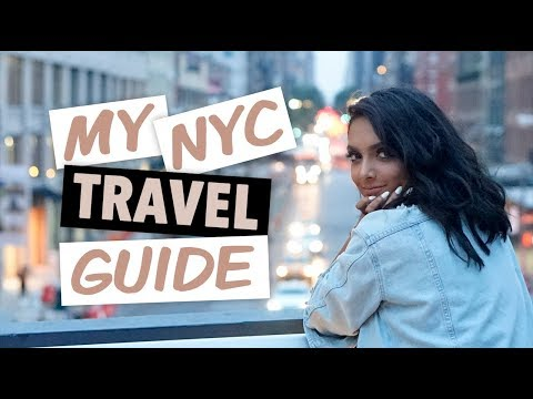 My NYC Travel Guide | Deepica Mutyala