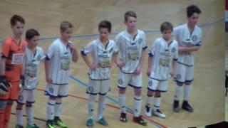 Sturm Graz U11 Turnier ASVÖ Halle Graz 5.1.2017