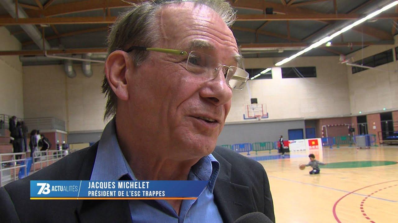 Basket : l'ESC Trappes Saint-Quentin remporte le derby yvelinois