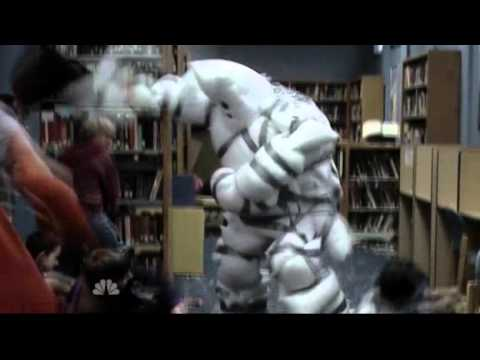 Community S03E14 Part Man Part Pillow All Carnage