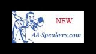 """AA Speaker Janet NEW  """"Short and Sweet"""""""