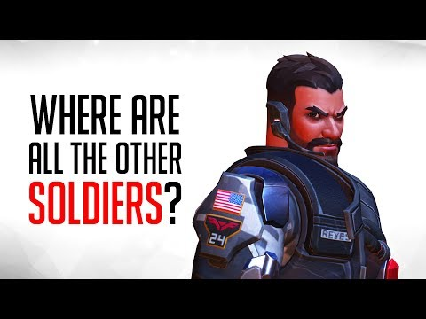 ALL Overwatch Archives Skins Explained