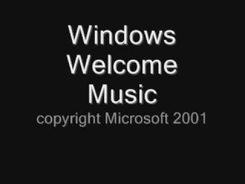 Windows Welcome Music