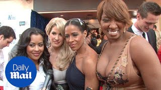 The first cast of RHOA at Bravo's A-List Awards '09 (archive) - Daily Mail