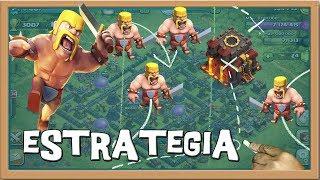 Estrategia - El Bárbaro - Descubriendo Clash of Clans #26 [Español]