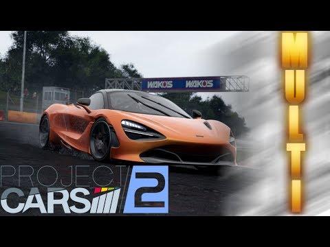 MULTI VELETEK   Project CARS 2 #3
