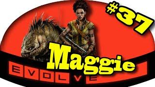 Evolve Maggie Gameplay - Cornering A Kraken! - Episode 37
