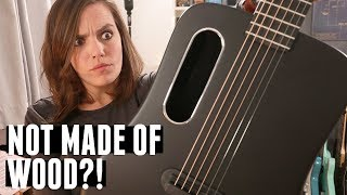 CARBON FIBER? This Guitar Sounds SO Good!