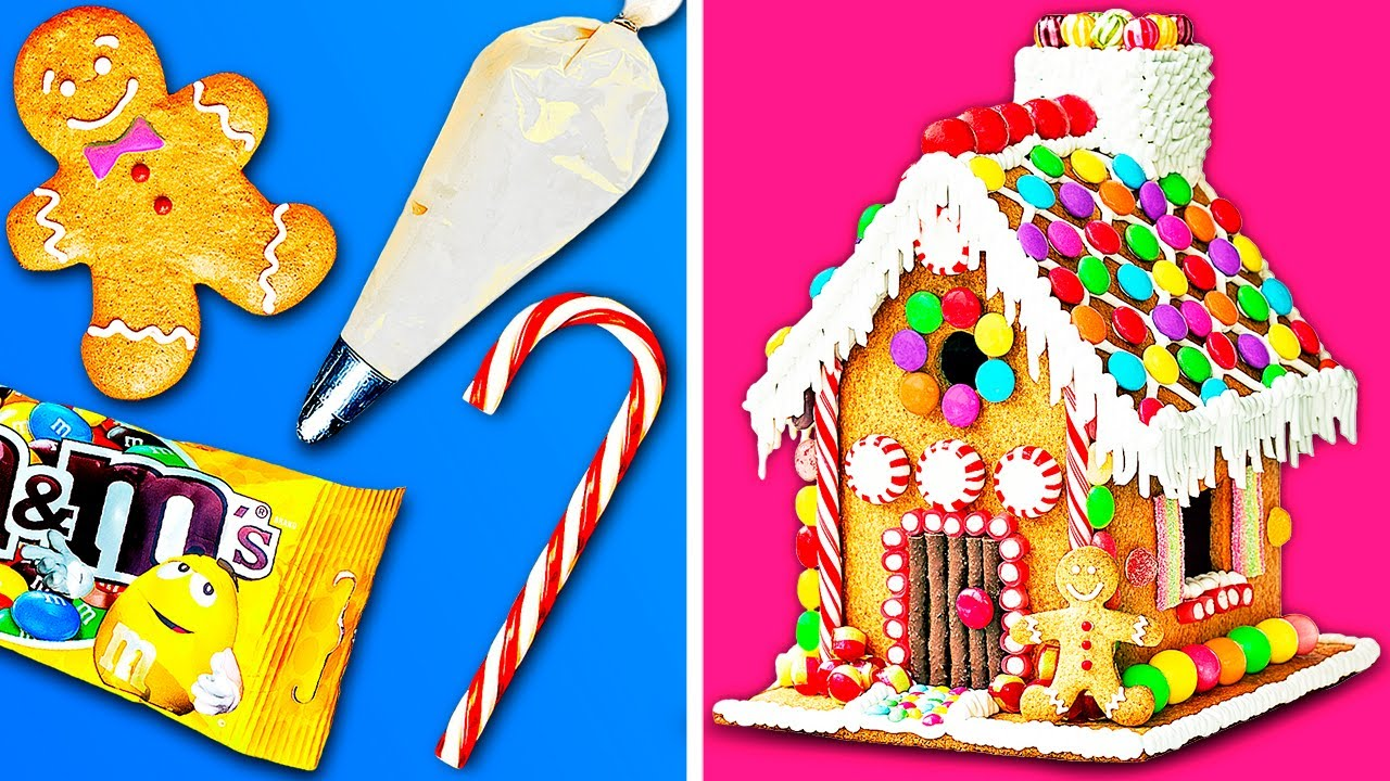 30 Christmas Hacks And Crafts For The Whole Family Youtube