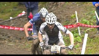 Highlights - Men U23 XCO - 2015 UCI MTB World Championships / Vallnord, AND