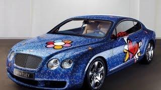 Как в фотошопе покрасить автомобиль. Аэрография в фотошопе. Графити в фотошопе(Посмотрев это видео вы научитесть красить свой автомобиль в фотошопе, не просто цветом, а делать аэрографию..., 2013-04-30T16:37:20.000Z)