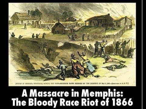 The Memphis Massacre of 1866