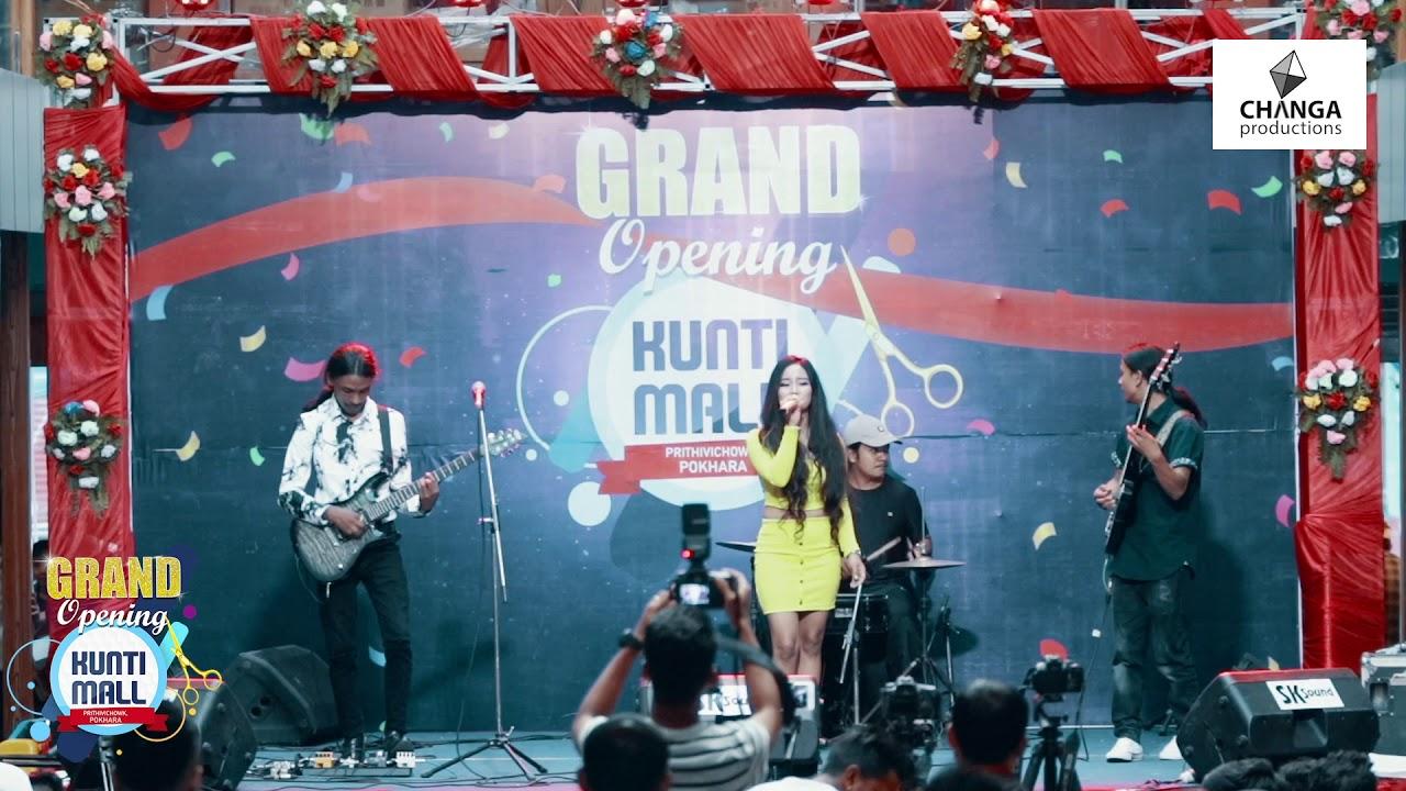 Mushu Mushu Hasi Deu (Cover) by BlackSheep Band | Grand Opening | Kunti Mall |