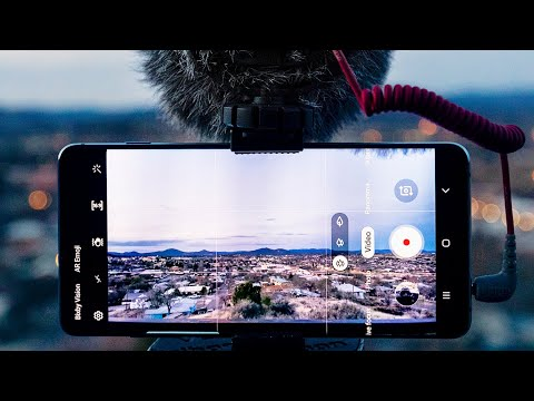 Samsung Galaxy S10 Plus Video Capabilities Review