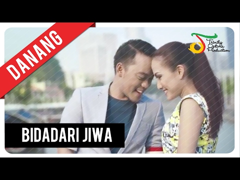 Danang - Bidadari Jiwa | Official Video Clip