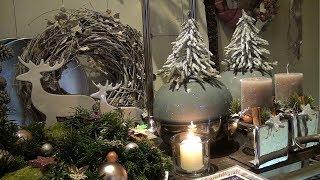 Adventsdeko mit Floristin Anja Stork