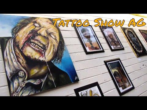 Alternative Gallery Tattoo Art Show