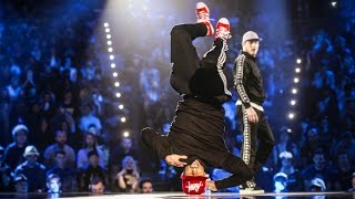 Best Tricks and Power Moves  | Red Bull BC One World Final 2015