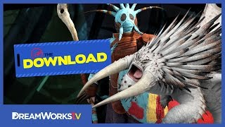 [DELETED SCENE] How T๐ Train Your Dragon 2 Alternate Opening | THE DREAMWORKS DOWNLOAD