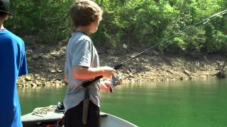 Guybo Brady Fishing