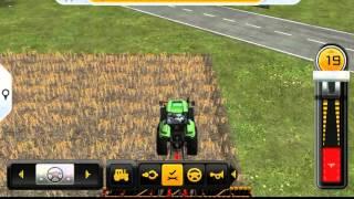 Farming Simulator 14  серия 24 удобряем поля