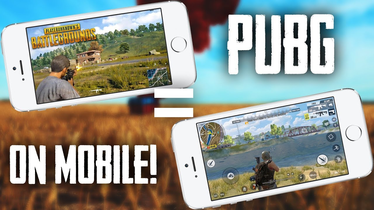 Pubg Wallpaper Ios: PUBG Clone On IOS/Android! Extremely Fun! (Rules Of