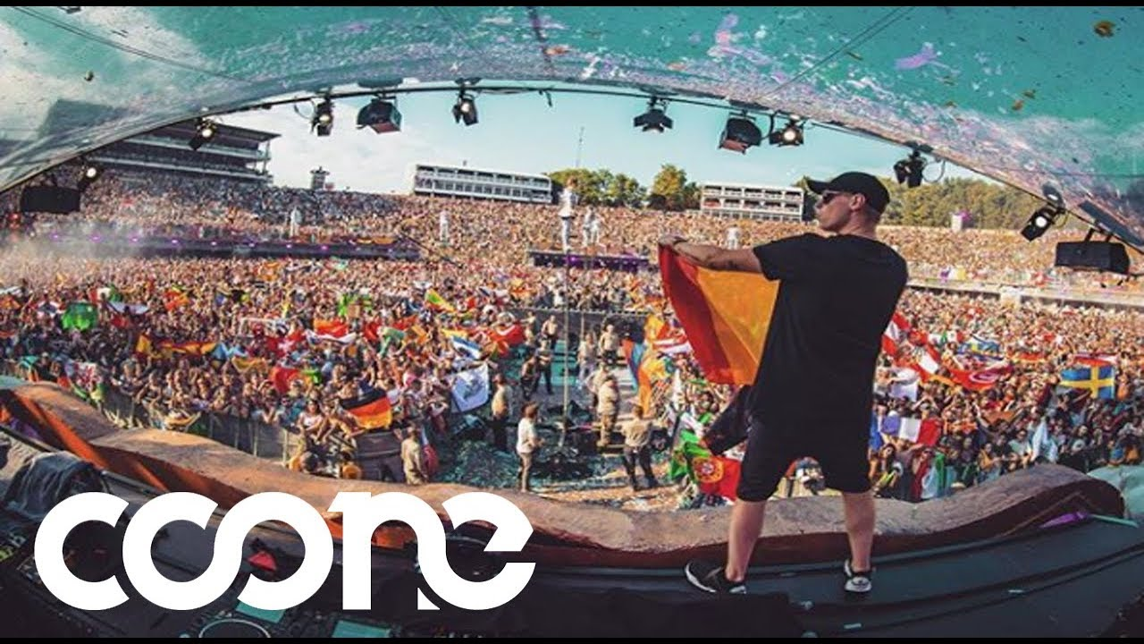 Coone Drops Only - Tomorrowland 2018