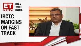 What has led to topline growth?   MP Mall of IRCTC to ET NOW