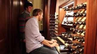Louis Vierne (1870-1937) - Méditation (Improvisation) - Matthias Havinga, organ