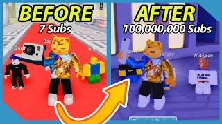 I Bought The *New* Chroma Stars And This Happened.. | Roblox Fame Simulator
