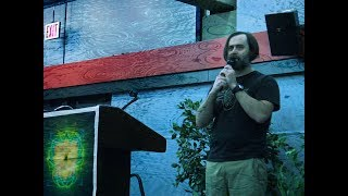 Neuro-Psycho-Entheo Hacking - Surreal Comedic Talk by Dr. Justin Panneck