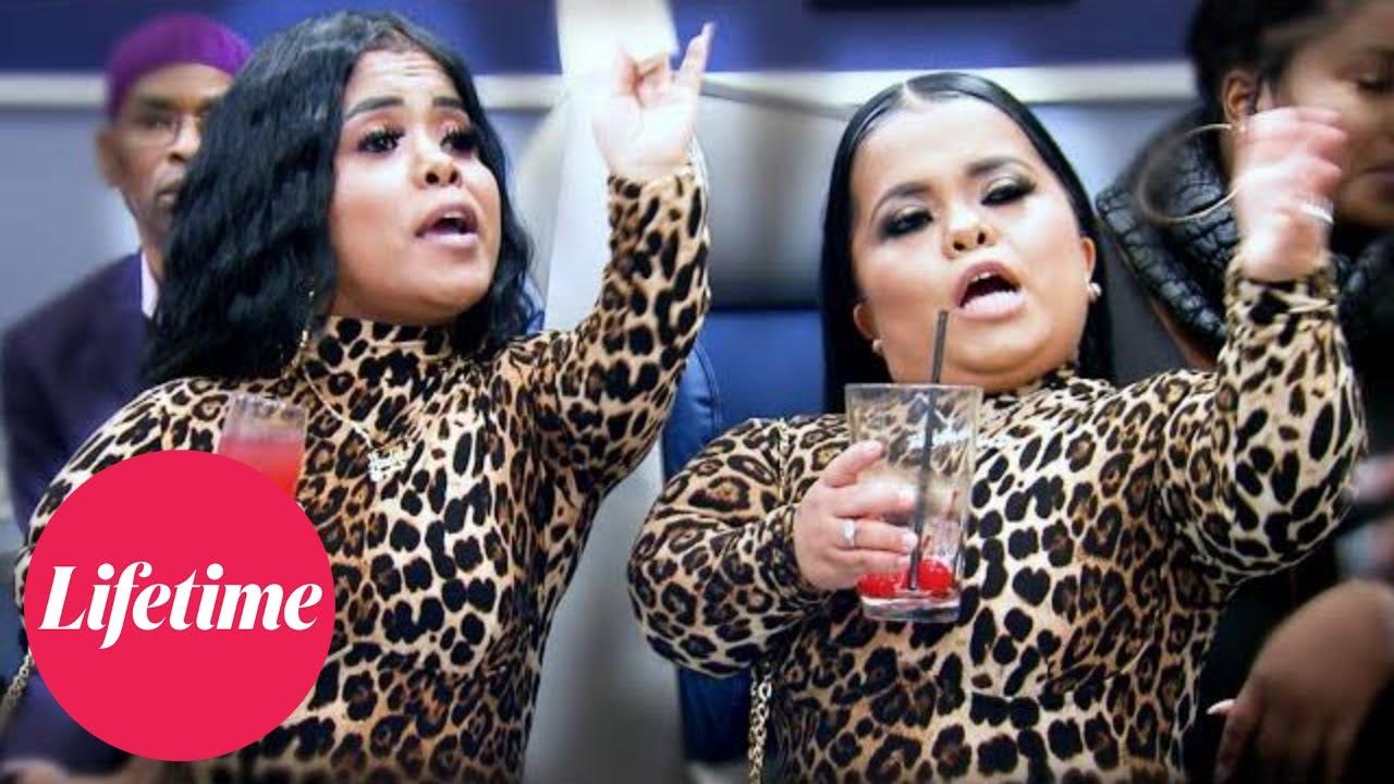 Download Little Women: Atlanta - CHAOS ERUPTS at Juicy's Shade Launch (Season 6, Episode 1) | Lifetime