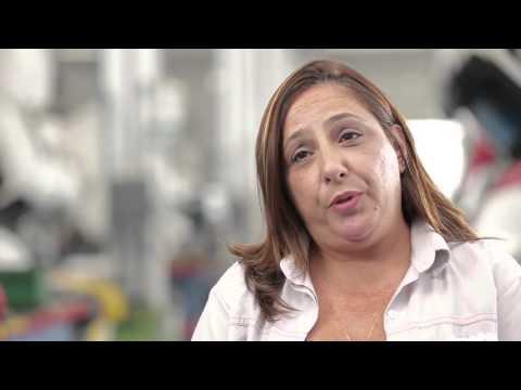 Mulheres que fazem a Scania