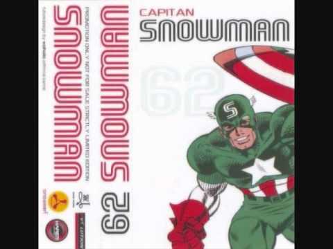 DJ Snowman #62 - Capitan Snowman