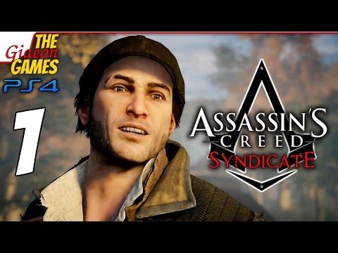 Прохождение Assassin's Creed: Syndicate (Синдикат) на Русском [PS4] - #1 (Юные и дерзкие)