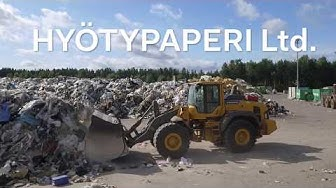 Hyötypaperi - Biotalous Kymenlaakso