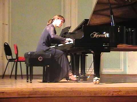 F.Chopin. Scherzo No.2 in B flat minor Op.31.