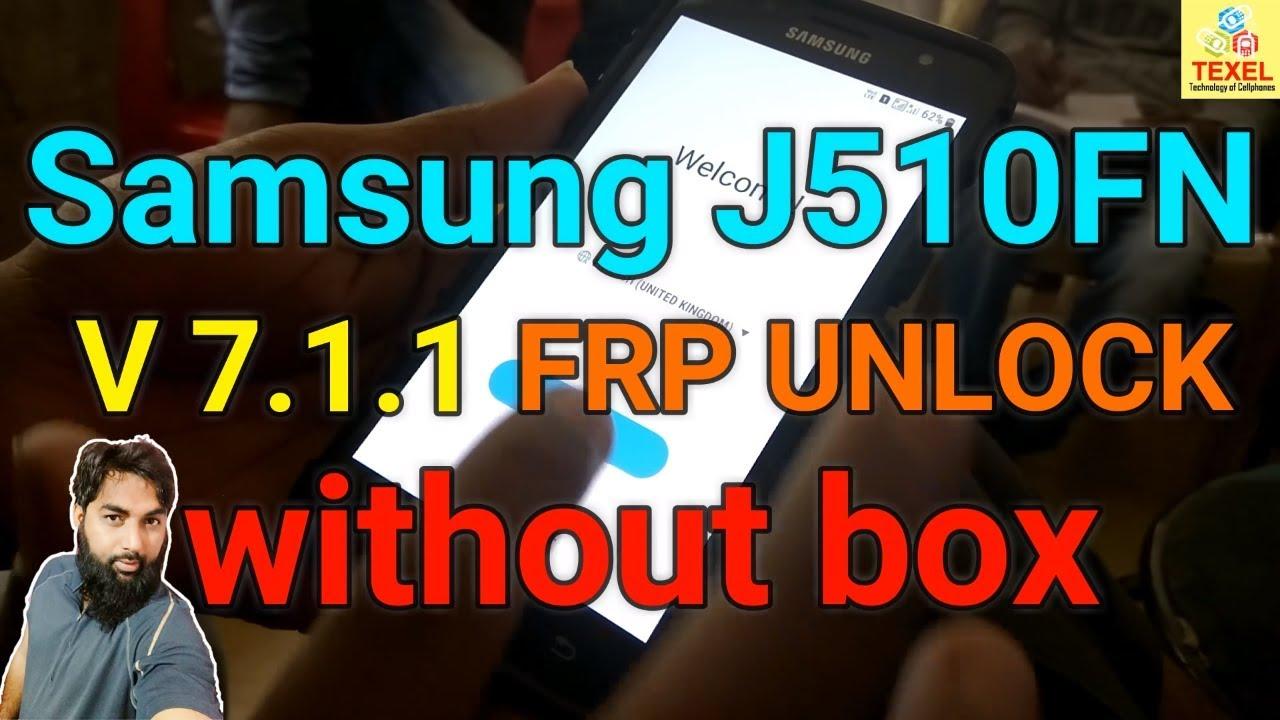 Samsung J510f Dead Boot Repair