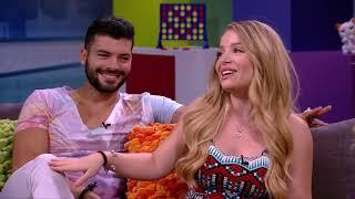 Adrian DiMonte con Natalia Denegri en Corazones Guerreros Parte 2 - 5